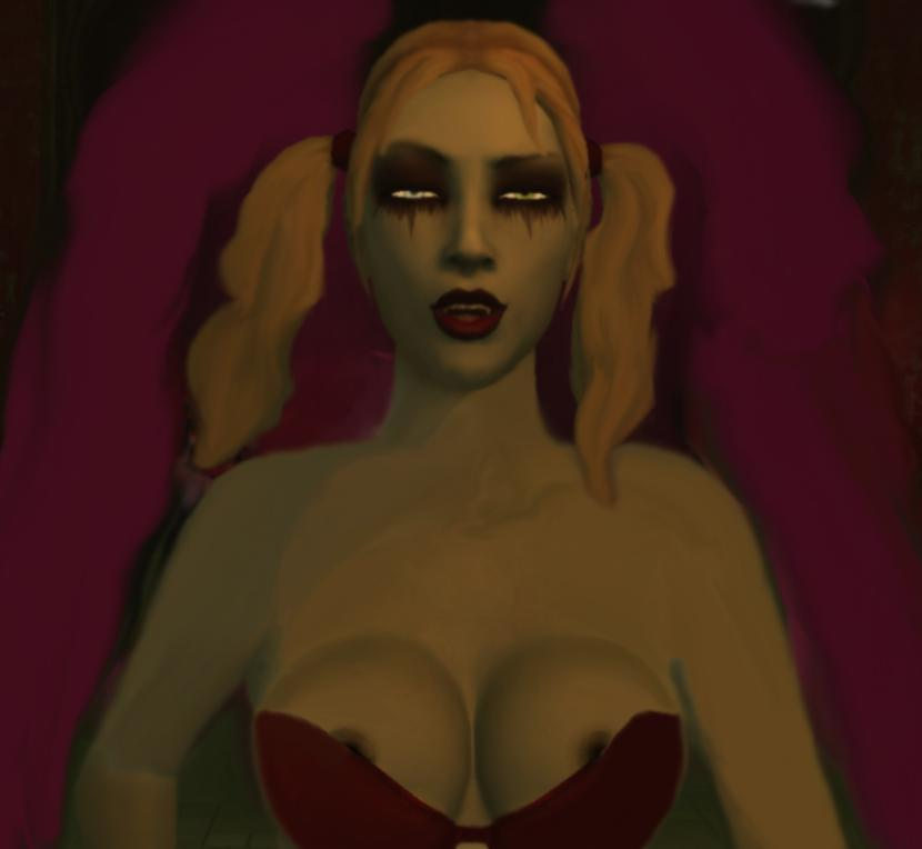nines masquerade the vampire bloodlines Female sonic the hedgehog porn