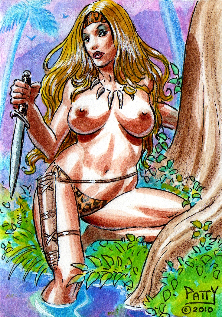 the nude shanna devil she Destroy all humans miss rockwell