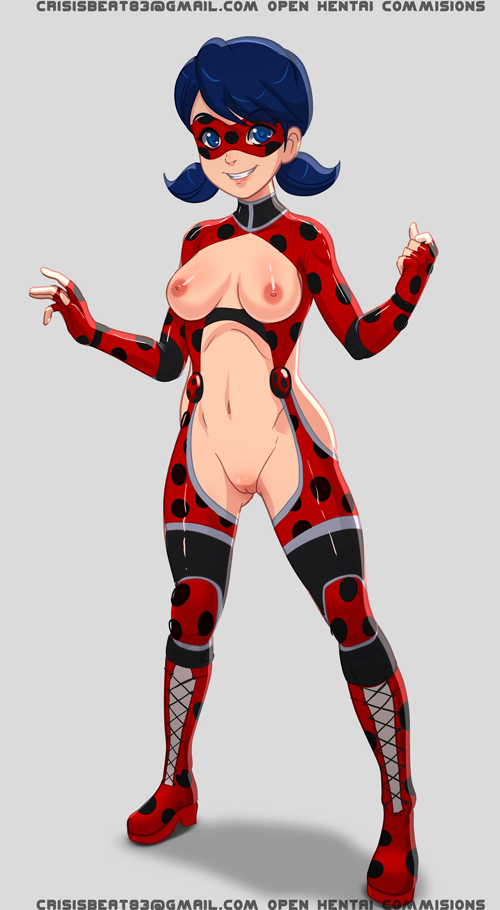 and marinette ladybug luka miraculous Diane from the seven deadly sins