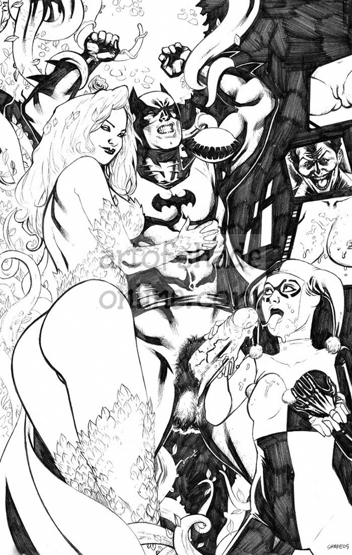 nightwing and harley quinn porn Bess trials in tainted space
