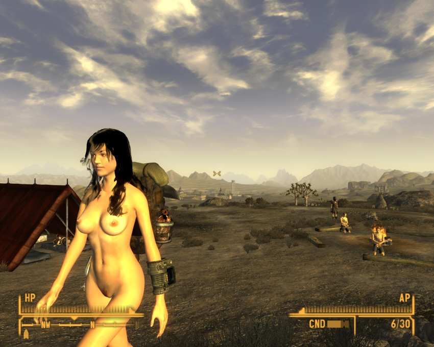 new pretty vegas fallout sarah Trials in tainted space atha