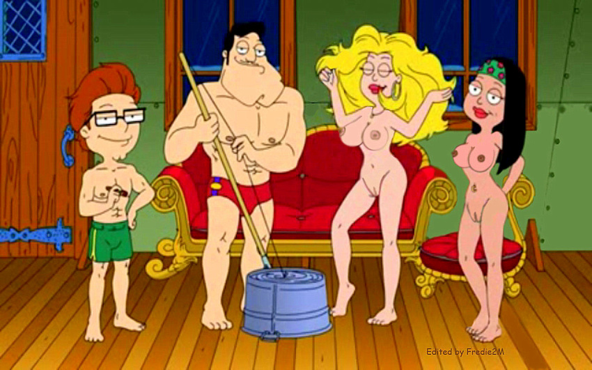 and american dad steve porn francine Five nights at sonic's 4