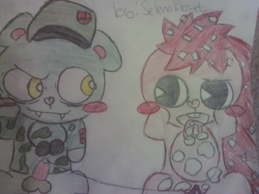 flippy flaky and happy friends tree Nobody in particular futa hentai
