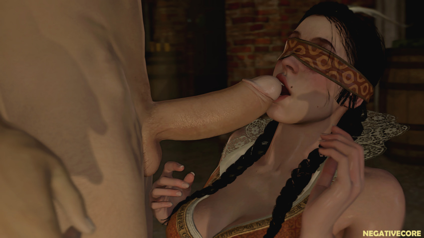 witcher 3 eilhart philippa the Crystal r. fox nude