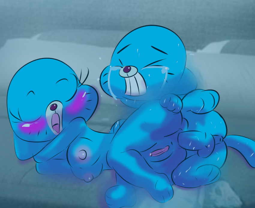 world vore gumball of amazing Why are you here sensei!?