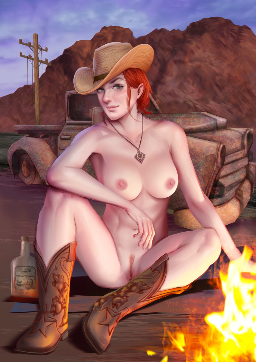 lucy new fallout red vegas Who is this semon demon