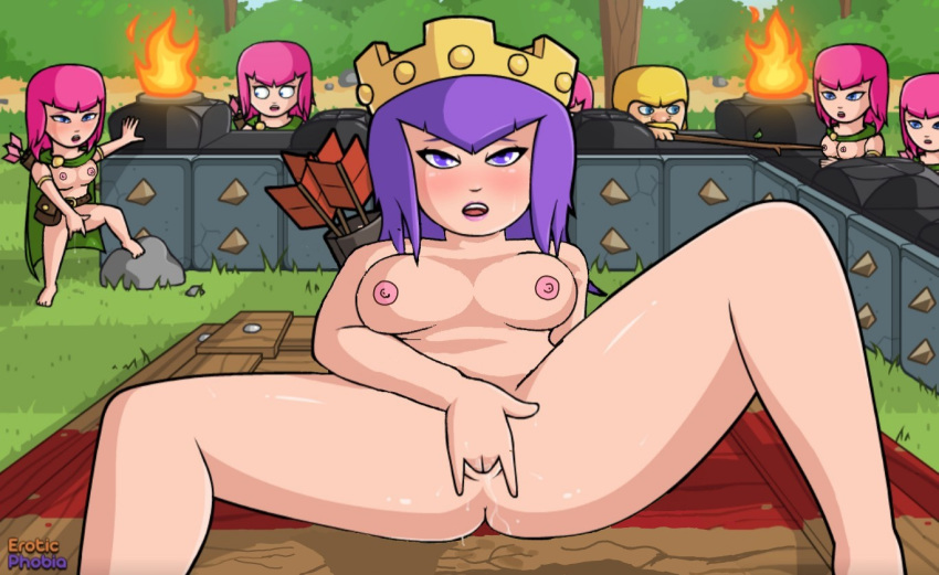 of witch from clash clans Half life 2 nude mods