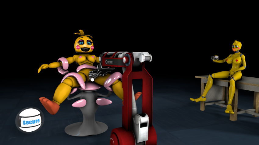 toy and fnaf chica foxy Amy the squirrel and thomas